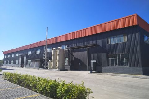 With an annual production line of 3000 tons of rare earth materials